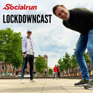 Lockdowncast Jerry en carlijn